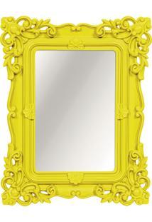 Espelho Mart Candy Amarelo