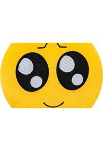 Almofada Capital Do Enxoval Emoji Meigo Estampado