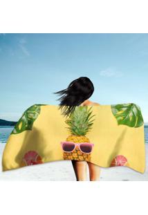 Toalha De Praia / Banho Fruta Tropical