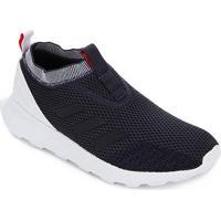 334439fa Tênis Adidas Questar Rise Sock Masculino - Masculino-Azul+Vermelho