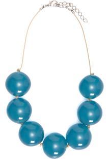 Colar Feminino Bereson - Azul