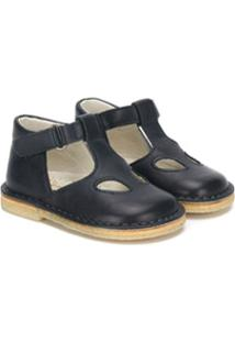Il Gufo Cut Out Shoes - Azul