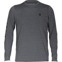 Camiseta Lycra Surf Hurley Manga Longa Strong - Masculino 0af8d615b9e5e