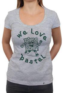 We Love Pastel - Camiseta Clássica Feminina