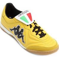 Netshoes. Chuteira Futsal Kappa Pelle Couro - Unissex 3ebe6f00a9adf