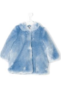 Hucklebones London Casaco Curto - Azul