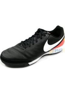 5672a84c3c143 TKA Esportes. Chuteira Nike Tiempo Genio 2.17 Society ...