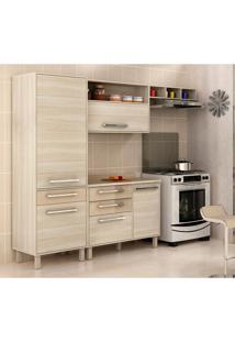 Cozinha Completa Maia 5 Pt 3 Gv Jacarta E Fume