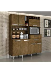 Cozinha Compacta Monte Rey 7 Pt 2 Gv Ipê