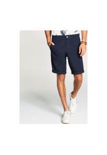 Bermuda Docthos Jeans Bolso-Faca Middle Bermuda Docthos Jeans Bolso-Faca Middle 165 Jeans Escuro 46