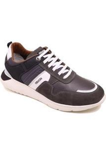 Tênis Ferracini Sneakers Elektra Masculino - Masculino-Cinza
