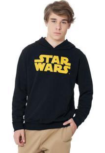 Casaco Star Wars Preto Star Wars