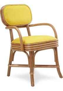 Cadeira Lasca Junco Envelhecido Estrutura Apuí Eco Friendly Design Scaburi