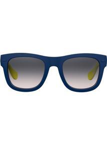 341c29e463265 Óculos De Sol Havaianas Paraty M 223843 22O-Ls 50 Amarelo Azul