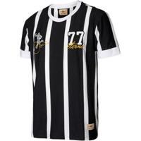 Camisa Retrô Gol Réplica Basílio Ex - Corinthians Gol 1977 Masculina -  Masculino de0c9a1be400e
