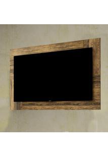 Painel Para Tv Até 65 Polegadas Extensivo Delfos Canela Rústico/Dunas - Colibri Móveis