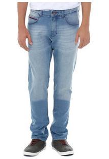 Calça Juvenil Jeans Bolsos Marisa