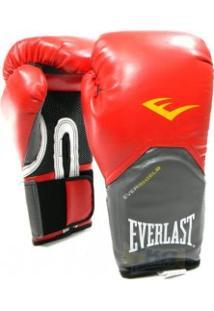 Luva Boxe Everlast Pro Style Vrm - Everlast