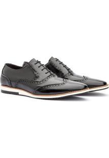 Sapato Oxford Balder England Couro Masculino - Masculino