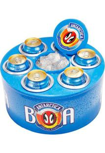 Cooler 3G Antarctica 6 Latas Ou Long Neck - Doctor Cooler