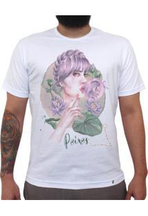 Pisciana - Camiseta Clássica Masculina