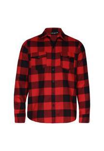 Camisas Khelf Camisa Masculina Flanela X