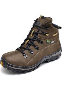 Bota Dr Shoes Adventure Verde Oliva