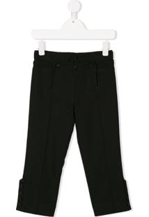 Dsquared2 Kids Calça Slim - Preto