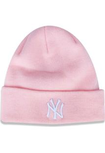 Gorro New York Yankees Mlb New Era - Feminino 567c19ea0aa