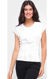 Camiseta Colcci Sleeveless Feminina - Feminino