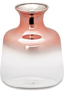 Vaso Cromi Rosé 11X8 Cm