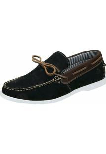 Dockside Shoes Grand - Masculino-Preto