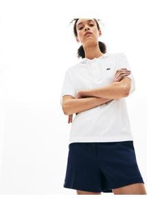 Camiseta Lacoste Branco