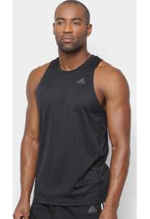 Camiseta Regata Adidas Response Masculina - Masculino