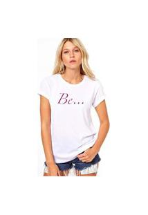 Camiseta Coolest Be Branco