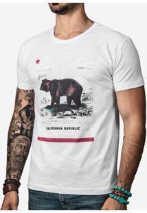 Camiseta California 0107