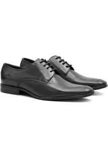 Sapato Social Samello Imperio Couro Masculino - Masculino