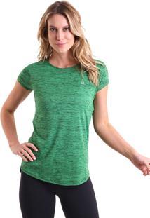 Camiseta Levíssima Mescla - Verde - Liquido