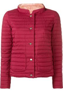 Herno Reversible Padded Jacket - Vermelho