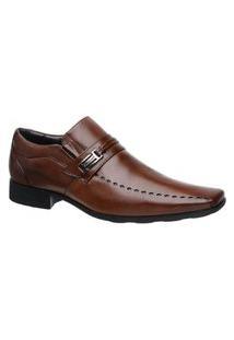 Sapato Social Masculino Ferricelli G047610 Marrom