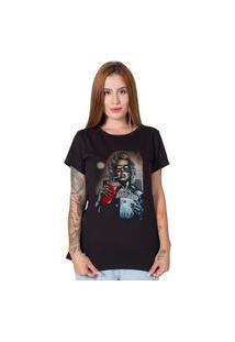 Camiseta Stoned Monroe 3D Preta