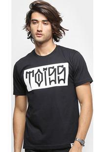 Camiseta Toiss Pixo - Feminino
