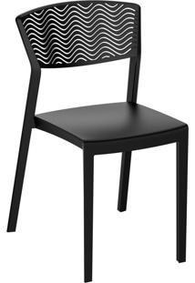 Cadeira Duna Preta