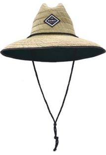 Chapéu De Palha Mormaii - Masculino