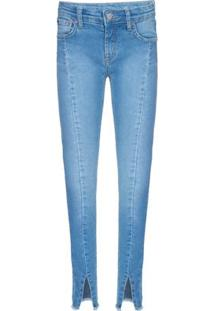 Calça Jeans Five Pockets Jegging - 2