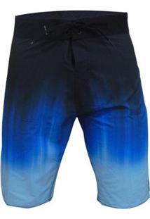 Bermuda Água Quiksilver Wave Division Masculina - Masculino