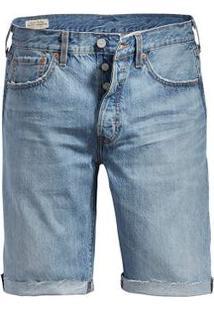Bermuda Jeans Levis 501 Hemmed - 30
