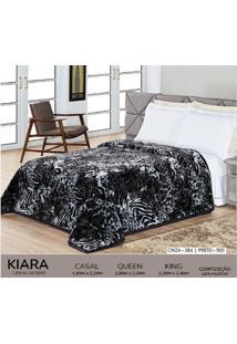 Cobertor King Nobre - Kiara