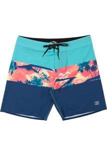 Boardshort Tripro 19 - Multi Cores - 42 - Masculino