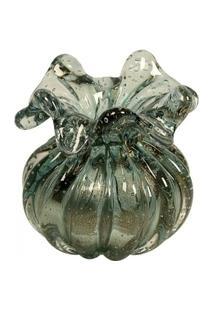 Vaso Decorativo De Murano Andria - Unissex